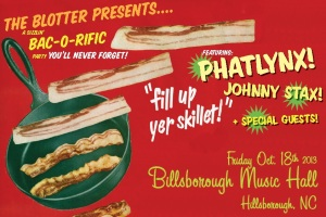 Blotter Show Fall 2013